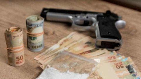 Raid On Illegal Gambling Den In Oakland, California